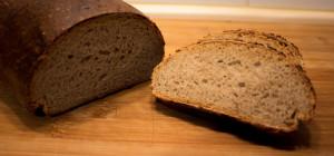 Kasseler Brot - Anschnitt